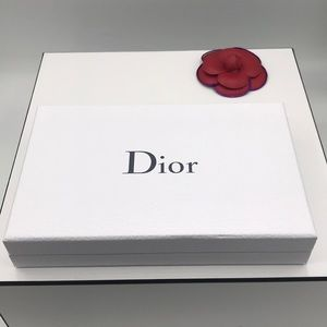 New. Dior wallet box